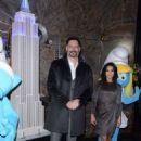 Demi Lovato at The Empire State Building in New York - 454 x 681