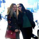 Michelle Hunziker and Aurora Ramazzotti – Out in Milan - 454 x 791