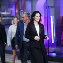 Michelle Dockery and Laura Carmichael – Arrive on set of The One Show in London