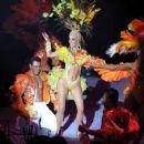 "Ninel Conde- on stage in ""La Aventurera"