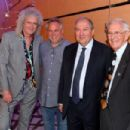 Brian May attends the Starmus V: A Giant Leap, sponsored by Kaspersky at Samsung Hall on June 25, 2019 in Zurich, Switzerland - 454 x 303