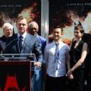 Christopher Nolan's Hand and Foot print ceremony in Hollywood (July 7)