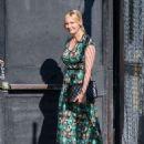 Kirsten Dunst – Visits Jimmy Kimmel Live! in Hollywood - 454 x 629