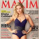 Elisha Cuthbert - Maxim Magazine Cover [South Korea] (May 2013)