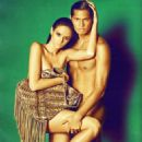 Georgina Wilson and Borgy Manoto