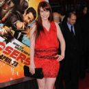 """Bryce Howard - """"The Losers"""" Premiere At Grauman's Chinese Theatre In Los Angeles, 20.04.2010."""
