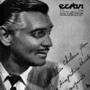 Clark Gable - Ecran Magazine Cover [Chile] (16 August 1949)