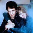 Rick Springfield and Patti Hansen