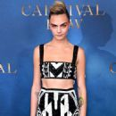Cara Delevingne – Screening of Carnival Row at Ham Yard Hotel in London