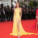 Maeva Coucke –  'Les Plus Belles Annees D'Une Vie' Red Carpet - The 72nd Annual Cannes Film Festival - 454 x 428