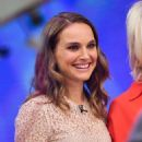Natalie Portman – On 'Today Show' in New York