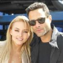 Angelique Boyer and Luis Roberto Guzmán