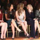 Bethany Mota - Sherri Hill - Front Row - February 2017 - New York Fashion Week - 454 x 303