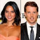 Brad Richards and Olivia Munn