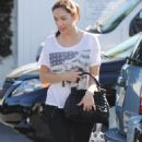 Kelly Brook out for shopping in LA, 11.02.2011