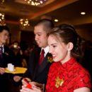 Anna Chlumsky and Shaun So