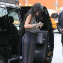 Rihanna At Philippe Chow Restaurant In Nyc
