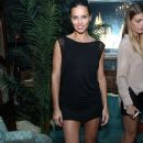 Adriana Lima- Society Hosts Fundraiser for English in Mind Institute in New York City