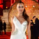 Irina Shayk – 2017 Fashion Awards in London - 454 x 682