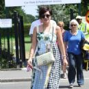 Lily Allen – Wimbledon Tennis Championships 2019 in London - 454 x 677