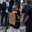 Ariana Grande – Out protesting for 'Black Lives Matter' in Los Angeles