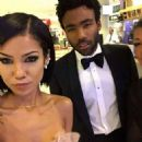 Donald and Jhene - 454 x 454