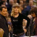 Uma Thurman, Steven Tyler, John Travolta