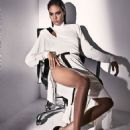 Joan Smalls - Vogue Magazine Pictorial [Mexico] (January 2017) - 454 x 605