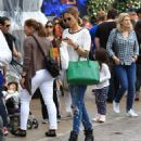 Arielle Kebbel Street Style – Shopping at The Grove in LA 11/19/ 2016 - 454 x 525