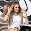 Jennifer Lopez – Arrives to shoot a video with DJ Khaled in Miami - 454 x 605