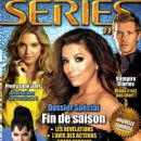 Ashley Benson, Eva Longoria, Joseph Morgan, Nathan Fillion, Chad Michael Murray, Lana Parrilla - series mag Magazine Cover [France] (July 2012)