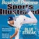 Clayton Kershaw - Sports Illustrated Magazine Cover [United States] (2 April 2013)