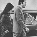 Priscilla Presley and Elvis Presley - 352 x 600