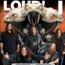 Testament - Loud Magazine Cover [Portugal] (November 2016)