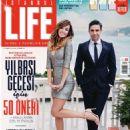 Seda Bakan, Kadir Dogulu - Istanbul Life Magazine Cover [Turkey] (December 2016)