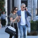 Katherine McPhee – Shopping in Beverly Hills - 454 x 618