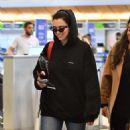 Dua Lipa – Arrives at LAX International Airport in LA - 454 x 620
