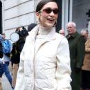 Bella Hadid – Attending the Ralph Lauren Show in NYC - 454 x 681