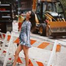 Victoria Justice – Photoshoot during New York Fashion Week 2019