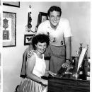James Arness and Virginia Chapman
