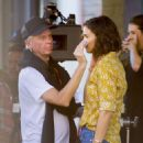 Katie Holmes – Filming 'The Secret' in New Orleans