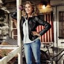 Lauren Hutton for Lucky Brand Jeans Fall/Winter 2013 Ad Campaign