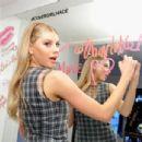 Charlotte McKinney – COVERGIRL Hosts A Sneak Peek Into Its Fall 2018 Makeup Line in LA - 454 x 305