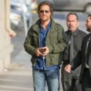 Matthew McConaughey visits 'Jimmy Kimmel Live' Hollywood Ca January 24, 2017 - 400 x 600