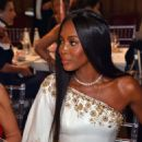 Naomi Campbell at Monte-Carlo Fashion Week Gala and Awards Ceremony in Monaco