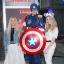 Perrie Edwards – 'Marvel Summer of Super Heroes' Opening Ceremony at Disneyland Paris