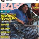 Robert Trujillo - Bass Player Magazine Cover [United States] (August 1994)