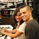 Mark Salling & Lea Michele