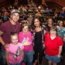 Demi Lovato – 'Smurfs The Lost Village' Screening in Dallas