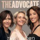 Katherine Moennig, Leisha Hailey and Jennifer Beals – The Advocate Magazine (December 2019/ January 2020)